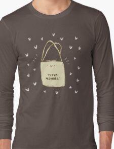 Totes Adorbs! Long Sleeve T-Shirt