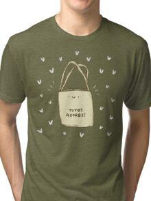 Totes Adorbs! Tri-blend T-Shirt