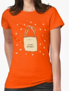 Totes Adorbs! Womens Fitted T-Shirt