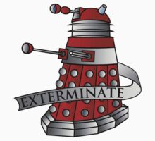 Dalek - Drone Kids Clothes