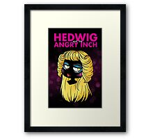 Hedwig and the Angry Inch Framed Print