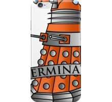 Dalek - Scientist iPhone Case/Skin