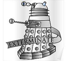 Dalek - Supreme Poster