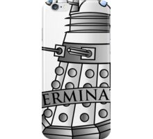 Dalek - Supreme iPhone Case/Skin