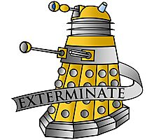 Dalek - Eternal Photographic Print