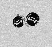 Coraline Buttons Unisex T-Shirt
