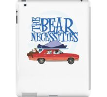 The Bear Necessities iPad Case/Skin