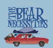 The Bear Necessities by chwbcc