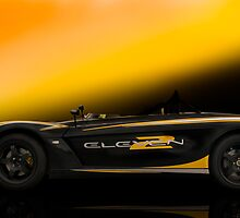 Lotus 2-eleven #2 by Paul Woloschuk