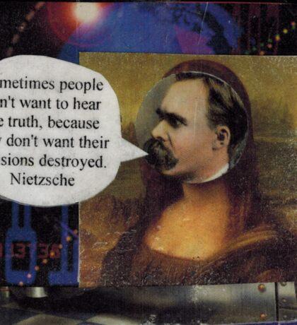 illusions Sticker