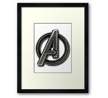 Avengers - The Age of Ultron Framed Print