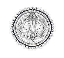 Ganesh by innalex