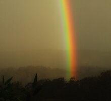 """""""Through the Rain-Bow"""" by debsphotos"""
