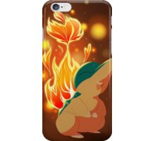 cydaquil iPhone Case/Skin