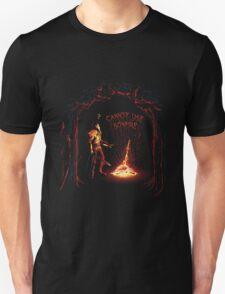 Cannot use Bonfire Unisex T-Shirt