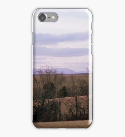 Northern Virginia Skyline iPhone Case/Skin