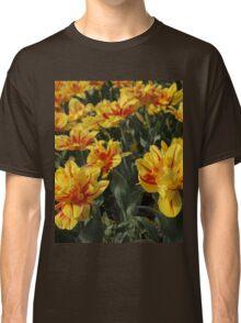 tulips flowers Classic T-Shirt