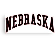 Nebraska 003 Canvas Print