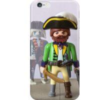 playmobil pirate iPhone Case/Skin