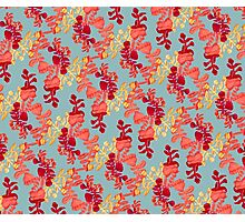 Floral Pattern Photographic Print