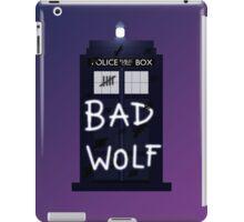 Bad Silence iPad Case/Skin