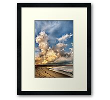 Sky Giants Framed Print