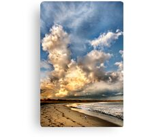 Sky Giants Canvas Print