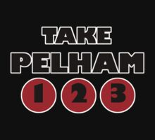 PELHAM 123 by Paul Quixote Alleyne