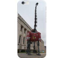 Chicago Blackhawks Dinosaur iPhone Case/Skin