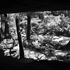 Cave Window  by petersargison