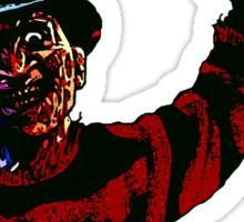 Here's Freddy Sticker