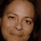 Updated Self Portrait by Virginia N. Fred