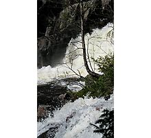 Rainbow Falls Provincial Park - Ontario Photographic Print