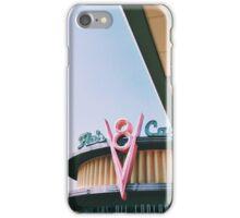 DCA's Flo's Diner  iPhone Case/Skin
