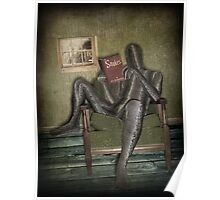 Snake Man Poster