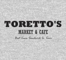 Toretto's Market & Cafe One Piece - Long Sleeve