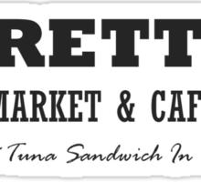 Toretto's Market & Cafe Sticker