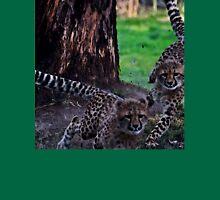 Super Fast Cheetah Cubs Unisex T-Shirt