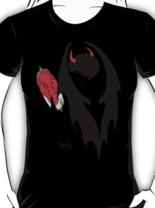 Smauglock Holmes: Reflections of a Consulting Dragon T-Shirt