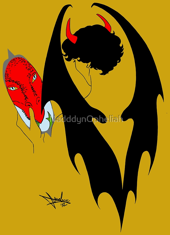 Smauglock Holmes: Reflections of a Consulting Dragon by NadddynOpheliah