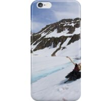 Xana del lago iPhone Case/Skin