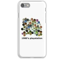 1980's Playstation iPhone Case/Skin