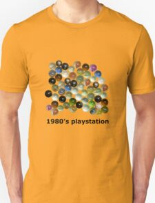 1980's Playstation Unisex T-Shirt