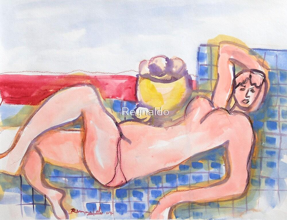 Chasing Matisse by Reynaldo