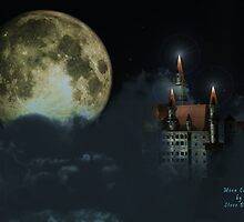 Moon Castle by Steve Davis