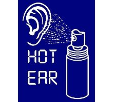 Hot Ear Photographic Print