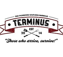 Terminus Barbecue - Alternate by Dorothy Timmer
