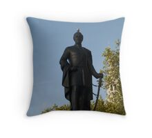 Sir Bird Throw Pillow
