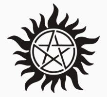 Supernatural anti-possession symbol by linnlag