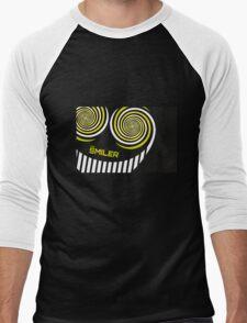 the smiler Men's Baseball ¾ T-Shirt
